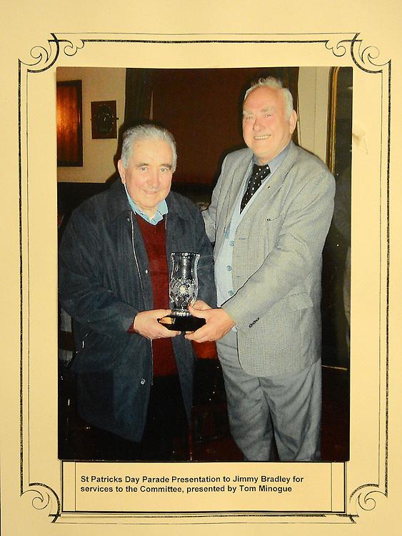 Ardee Town Council reunion. Photo:Colin Bell/pressphotos.ie