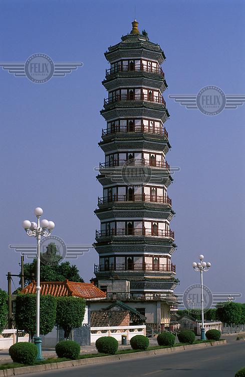 Chongxi Ta Pagoda.