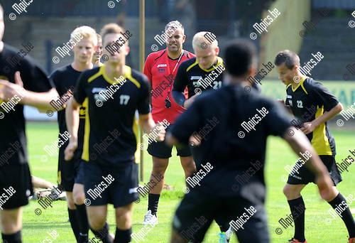 2013-07-06 / Voetbal / seizoen 2013-2014 / Eerste training Berchem Sport / Bart Selleslags<br />