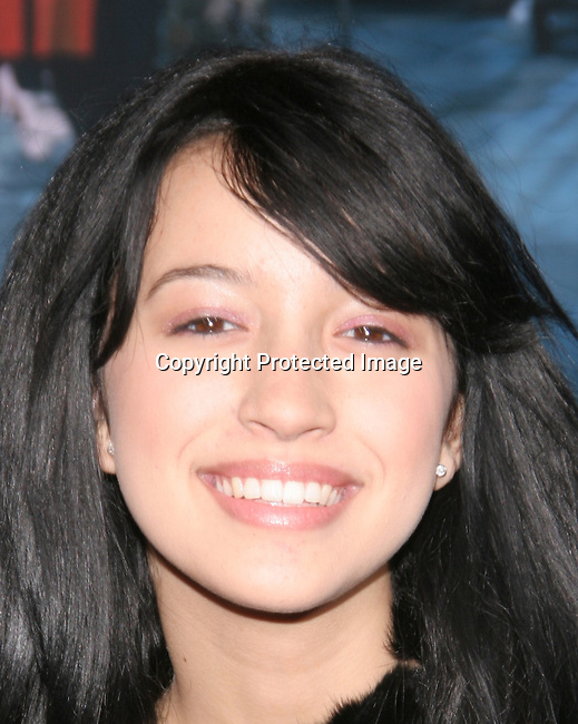 Christian Serratos<br />