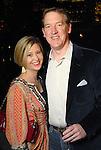 Carolyn and Matt Henneman at the Buffalo Bayou Partnership's annual Ball on the Sabine St. bridge Thursday Nov. 05,2009. (Dave Rossman/For the Chronicle)