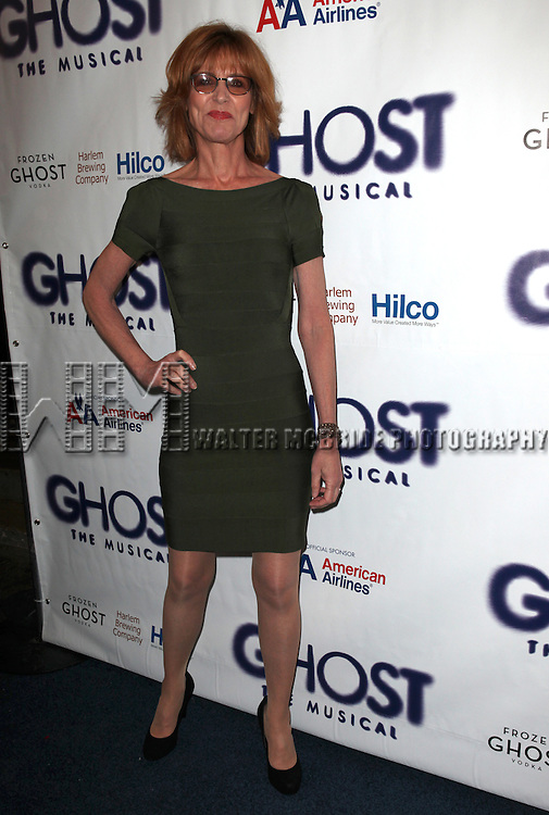 Christine Lahti.attending the Broadway Opening Night Performance of 'GHOST' a the Lunt-Fontanne Theater on 4/23/2012 in New York City. © Walter McBride/WM Photography .