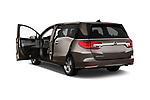 Car images of 2019 Honda Odyssey EX-L 5 Door Minivan Doors