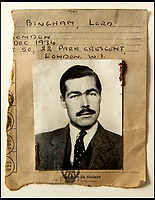 Lord Lucan's AA card amongst items for sale.