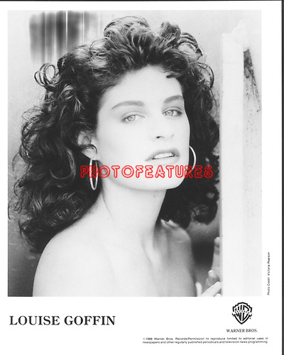 Louise Goffin..photo from promoarchive.com/ Photofeatures....