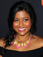 "CENTURY CITY, CA, USA - SEPTEMBER 27: Tiya Sircar arrives at the Los Angeles Screening Of Disney XD's ""Star Wars Rebels: Spark Of Rebellion"" held at the AMC Century City 15 Theatre on September 27, 2014 in Century City, California, United States. (Photo by Celebrity Monitor)"