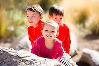 Hanna Family Color Portraits