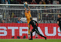 Torwart Augustin Marchesin (Argentinien, Argentina) - 09.10.2019: Deutschland vs. Argentinien, Signal Iduna Park, Freunschaftsspiel<br /> DISCLAIMER: DFB regulations prohibit any use of photographs as image sequences and/or quasi-video.