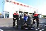 at the Opening of First stop in the Donore road retail park.<br /> Picture:  Fran Caffrey / www.newsfile.ie