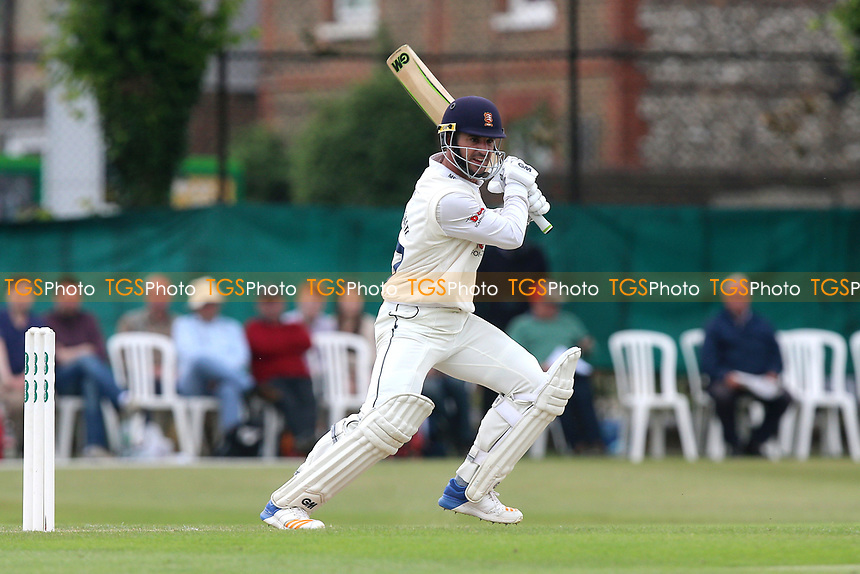Ryan ten Doeschate in batting action for Essex during Surrey CCC vs Essex CCC, Specsavers County Championship Division 1 Cricket at Guildford CC, The Sports Ground on 10th June 2017