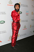 LOS ANGELES - OCT 25:  Donald Glover at the 2019 British Academy Britannia Awards at the Beverly Hilton Hotel on October 25, 2019 in Beverly Hills, CA