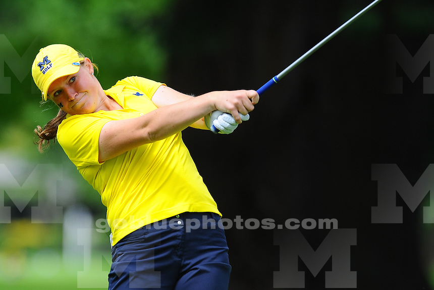 Teams participate in day three of stroke play at the 2016 NCAA Women's Golf National Championship at the Eugene Country Club on Sunday, May 22, 2016 in Eugene, Oregon.