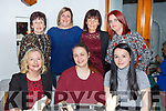 Enjoying Women&rsquo;s Christmas in Bella Bia<br /> Front l-r, Sinead Crean, Kelsey O&rsquo;Sullivan and Stacey Hart.<br /> Back l-r, Sheila Crean, Tracy Connelly, Helen O&rsquo;Sullivan and Lorraine Williams.