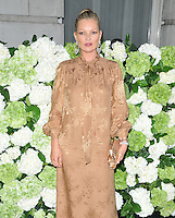 Kate Moss at the LFW s/s 2017 Business of Fashion BoF500 gala dinner, The London Edition Hotel, Berners Street, London, England, UK, on Monday 19 September 2016.<br /> CAP/CAN<br /> &copy;CAN/Capital Pictures /MediaPunch ***NORTH AND SOUTH AMERICAS ONLY***