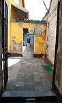 Hanoi, Vietnam, Hoa Lo Prison, known as the Hanoi Hilton to US POWs. photo taken July 2008.