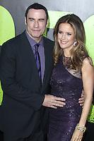 John Travolta and Kelly Preston at the Premiere of Universal Pictures' 'Savages' at Westwood Village on June 25, 2012 in Los Angeles, California. ©mpi21/MediaPunch Inc. /¨NORTEPHOTO¨<br /> **SOLO*VENTA*EN*MEXICO** **CREDITO*OBLIGATORIO** *No*Venta*A*Terceros* *No*Sale*So*third* *** No Se Permite Hacer Archivo** *No*Sale*So*third*©Imagenes con derechos de autor,©todos reservados. El uso de las imagenes está sujeta de pago a nortephoto.com El uso no autorizado de esta imagen en cualquier materia está sujeta a una pena de tasa de 2 veces a la normal. Para más información: nortephoto@gmail.com* nortephoto.com.