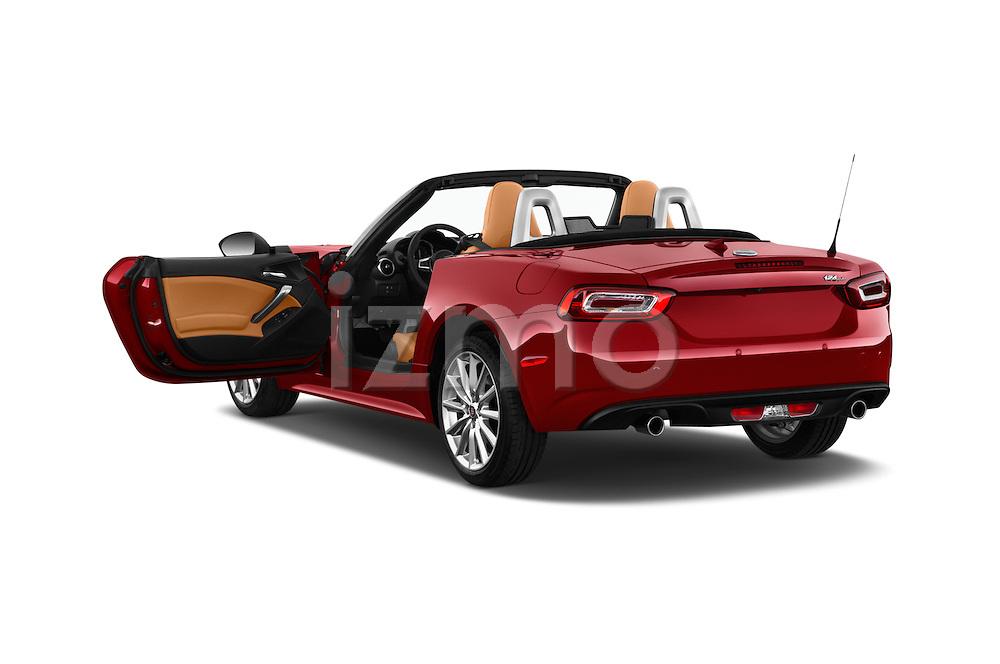 Car images of 2018 Fiat 124-Spider 1.4-Lusso 2 Door Convertible Doors