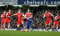 Chelsea v Southampton 01-Dec-2013