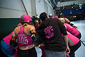 The Berkeley Resistance defeat the Oakland Outlaws 161-143 to win their first Bay Area Derby League Title at the Craneway Pavilion in Richmond.