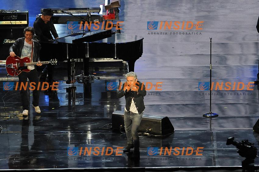 Luciano Ligabue<br /> Verona 05-06-2017 Arena <br /> Wind Music Awards 2017 <br /> Foto Alberto Anello/Photoring/Insidefoto