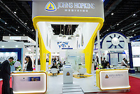 Johns Hopkins Medicine International - Arab Health 2015