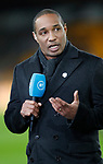 BT Sport pundit former player Paul Ince during the Premier League match at Molineux, Wolverhampton. Picture date: 14th February 2020. Picture credit should read: Darren Staples/Sportimage