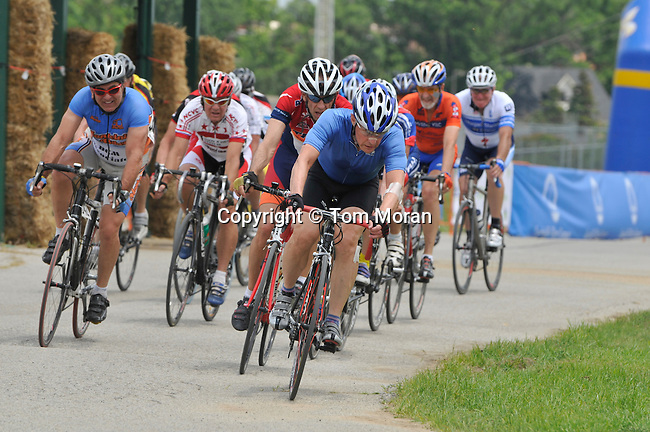 Masters National Cycling Championship Criterium Races Louisville, KY 3 July 2009