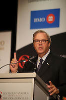 October 21, 2013 -  	L. JACQUES MENARD, C.C., Q.C., PRESIDENT OF BMO FINANCIAL GROUP, QUEBEC & CHAIRMAN OF BMO NESBITT BURNS, DELIVERS A SPEECH TO THE CANADIAN CLUB OF MONTREAL
