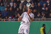 Dario Dumic (SV Darmstadt 98) - 29.10.2019: SV Darmstadt 98 vs. Karlsruher SC, Stadion am Boellenfalltor, 2. Runde DFB-Pokal<br /> DISCLAIMER: <br /> DFL regulations prohibit any use of photographs as image sequences and/or quasi-video.