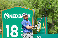 Louis Oosthuizen (RSA) during the first round at the Nedbank Golf Challenge hosted by Gary Player,  Gary Player country Club, Sun City, Rustenburg, South Africa. 14/11/2019 <br /> Picture: Golffile | Tyrone Winfield<br /> <br /> <br /> All photo usage must carry mandatory copyright credit (© Golffile | Tyrone Winfield)