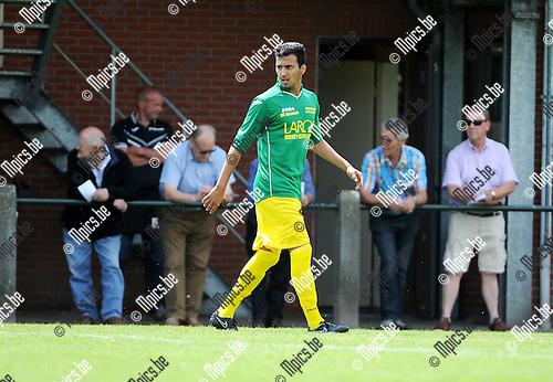 2015-07-18 / Voetbal / seizoen 2015-2016 / KFC Sint-Lenaarts / Fariat Issam<br /><br />Foto: Mpics.be