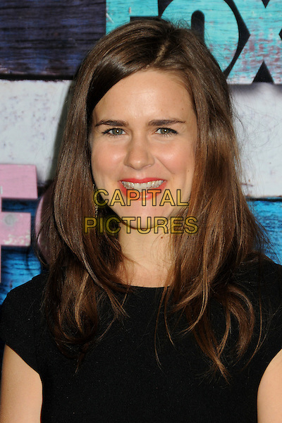 Zoe Jarman.Fox All-Star Party - Summer 2012 held at Private Location, West Hollywood, California, USA..July 23rd, 2012.headshot portrait black pink lipstick .CAP/ADM/BP.©Byron Purvis/AdMedia/Capital Pictures.