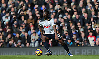 Tottenham Hotspur's Victor Wanyama<br /> <br /> Photographer Rob Newell/CameraSport<br /> <br /> The Premier League - Tottenham Hotspur v Everton - Sunday March 5th 2017 - White Hart Lane - London<br /> <br /> World Copyright &copy; 2017 CameraSport. All rights reserved. 43 Linden Ave. Countesthorpe. Leicester. England. LE8 5PG - Tel: +44 (0) 116 277 4147 - admin@camerasport.com - www.camerasport.com