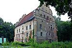 Giżycko, 2008-07-06. Zamek krzyżacki w Giżycku