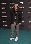 LOS ANGELES, CA - NOVEMBER 07: Recording artist Usher attends LACMA 2015 Art+Film Gala Honoring James Turrell and Alejandro G Iñárritu, Presented by Gucci at LACMA on November 7, 2015 in Los Angeles, California.