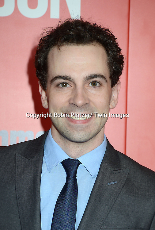 "Rob McClure attends the ""Don Jon"" New York Movie Premiere on September 12, 2013 at the SVA Theatre in New York City."