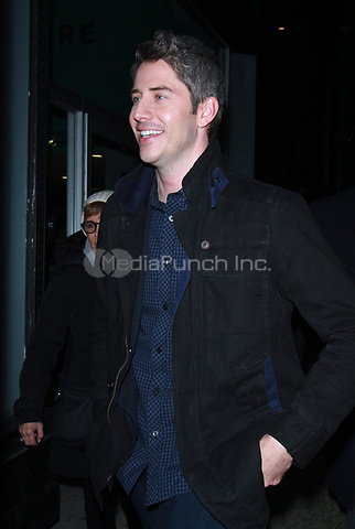 NEW YORK, NY February 06, 2018:Arie Luyendyk Jr at Build Series  to talk about current season of The Bachelor in New York. February 06, 2018. Credit:RW/MediaPunch