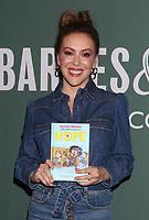 Alyssa Milano Book Signing