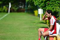 SÃO PAULO. SP 16.05.2014. SPFC / TREINO - O meia Paulo Henrique Ganso durante o treino no CT da Barra Funda região oeste nesta sexta-feira 16. ( Foto : Bruno Ulivieri / Brazil Photo Press )