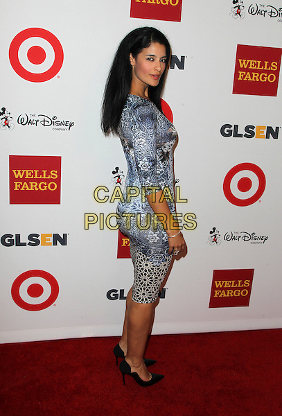 17 October 2014 - Beverly Hills, California - Jessica Clark. 10th Annual GLSEN Respect Awards Held at The Regent Beverly Wilshire.   <br /> CAP/ADM/FS<br /> &copy;Faye Sadou/AdMedia/Capital Pictures