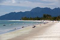 Malaysia, Pulau Langkawi, Pantai Cenang beach | Malaysia, Pulau Langkawi, Pantai Cenang beach