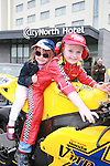 Rose and Adam Martin at the Launch of the ALMC Motorshow at the City North Hotel...Photo NEWSFILE/Jenny Matthews.(Photo credit should read Jenny Matthews/NEWSFILE)....This Picture has been sent you under the condtions enclosed by:.Newsfile Ltd..The Studio,.Millmount Abbey,.Drogheda,.Co Meath..Ireland..Tel: +353(0)41-9871240.Fax: +353(0)41-9871260.GSM: +353(0)86-2500958.email: pictures@newsfile.ie.www.newsfile.ie.FTP: 193.120.102.198.