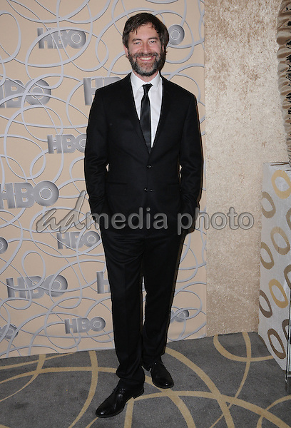 08 January 2017 - Beverly Hills, California - Mark Duplass. HBO's Official 2017 Golden Globe Awards After Party held at the Beverly Hilton Hotel Photo Credit: Birdie Thompson/AdMedia