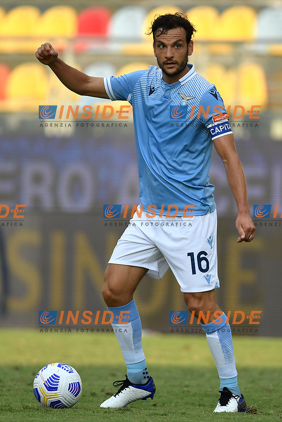 Marco Parolo of SS Lazio during the friendly football match between Frosinone calcio and SS Lazio at Benito Stirpe stadium in Frosinone (Italy), September 12th, 2020. SS Lazio won 1-0 over Frosinone. Photo Andrea Staccioli / Insidefoto