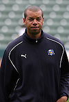29 March 2009: Los Angeles assistant coach Hubert Busby. Los Angeles Sol defeated the Washington Freedom 2-0 at the Home Depot Center in Carson, California in a regular season Women's Professional Soccer game. The game was the WPS Inaugural game.