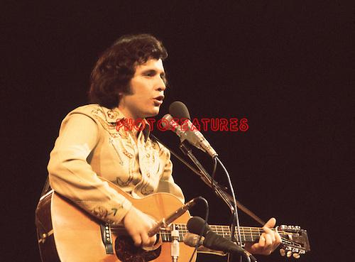 Don McLean 1973.© Chris Walter.