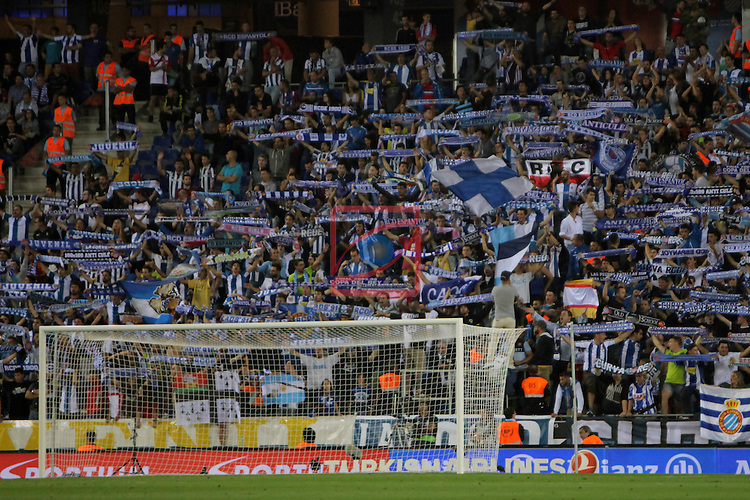 League Santander 2016/2017. Game: 4.<br /> RCD Espanyol vs R. Madrid: 0-2.