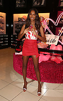 7 February 2019 - Los Angeles, California - Jasmine Tookes. Victoria's Secret Angels Jasmine Tookes And Romee Strijd Celebrate Valentines Day held at Victoria's Secret Beverly Center. Photo Credit: Faye Sadou/AdMedia