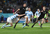 9th September 2017, Yarrow Stadium, New Plymouth. New Zealand; Supersport Rugby Championship, New Zealand versus Argentina; New Zealands Vaea Fifita