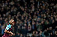 Winston Reid of West Ham United during the Premier League match between West Ham United and Arsenal at the Olympic Park, London, England on 13 December 2017. Photo by Andy Rowland.